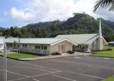 Église de Jésus-Christ des Saints des Derniers Jours de Tahiti